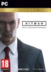 HITMAN: Kompletny pierwszy sezon (PC) + STEELBOOK