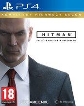 HITMAN: Kompletny pierwszy sezon (PS4) + STEELBOOK
