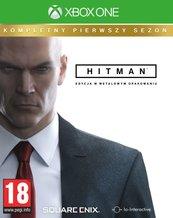 HITMAN: Kompletny pierwszy sezon (XOne) + STEELBOOK