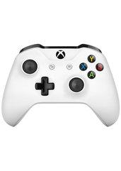 Kontroler bezprzewodowy do konsoli Xbox One S - kolor biały (XOne/PC)