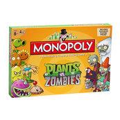 Monopoly: Plants vs. Zombies (Gra Planszowa)