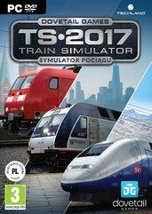 Train Simulator 2017 - Symulator Pociągu 2017 (PC) PL