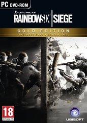 Tom Clancy's Rainbow Six Siege Gold Edition (PC)