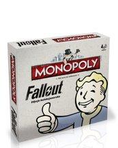 Monopoly: Fallout Edycja Kolekcjonerska PL (Gra Planszowa) + Fallout 4 pins