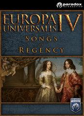 Europa Universalis IV: Songs of Regency Music Pack (PC) DIGITÁLIS
