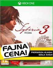 Syberia 3 - Fajna Cena (XOne) PL