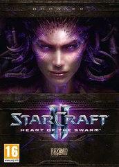 StarCraft II Heart of the Swarm (PC) DIGITÁLIS