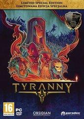 Tyranny Limitowana Edycja Specjalna (PC) PL