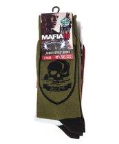 Mafia III Military & Logo Skarpetki