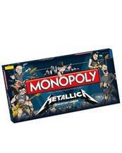 Monopoly: Metallica (Gra Planszowa)