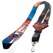 Superman - Smycz z dużym logo