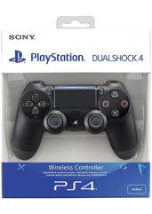 Joypad Sony DualShock 4 czarny v2 (PS4)