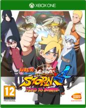 Naruto Shippuden: Ultimate Ninja Storm 4 Road To Boruto (XOne)
