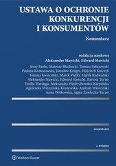 Ustawa o ochronie konkurencji i konsumentów. Komentarz [PRZEDSPRZEDAŻ]