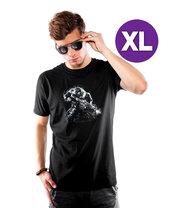 Gears of War 4 - Black JD Fenix T-Shirt XL