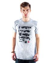 Gears of War 4 - Black Gun Tower T-Shirt L