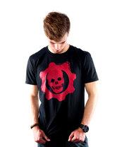 Gears of War 4 - Black Omen  T-Shirt XL