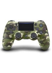 Joypad Sony DualShock 4 zielony kamuflaż v2 (PS4)