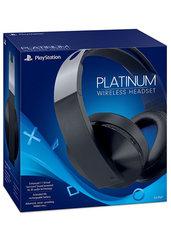 Bezprzewodowy zestaw słuchawkowy Sony PlayStation 4 Platinum Wireless Headset (PS4)