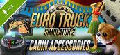 Euro Truck Simulator 2 – Cabin Accessories DLC (PC) DIGITÁLIS