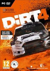 DiRT 4 - Edycja Day One Edition (PC) PL + NASZYWKA!
