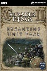 Crusader Kings II: Byzantine Unit Pack (PC) DIGITÁLIS