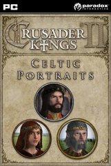 Crusader Kings II: Celtic Portraits (PC) DIGITÁLIS