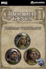 Crusader Kings II: Iberian Portraits DLC (PC) DIGITÁLIS