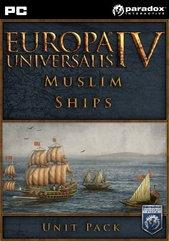 Europa Universalis IV DLC Muslim Ships Unit Pack (PC) DIGITÁLIS