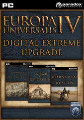 Europa Universalis IV: Extreme Upgrade (PC) DIGITÁLIS