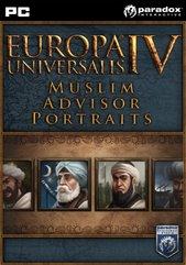 Europa Universalis IV: Muslim Advisor Portraits (PC) DIGITÁLIS