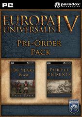 Europa Universalis IV: PreOrder Pack (PC) DIGITÁLIS