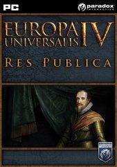 Europa Universalis IV: Res Publica (PC) DIGITÁLIS