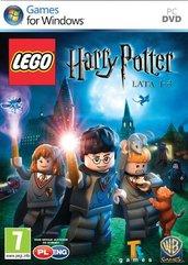 BDR Lego Harry Potter: Lata 1-4 (PC) PL