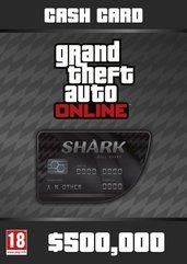 Grand Theft Auto Online: Bull Shark Card (PC) DIGITÁLIS