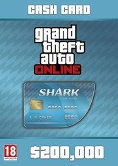 Grand Theft Auto Online: Tiger Shark Card (PC) DIGITÁLIS