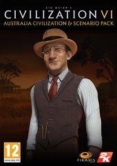 Sid Meier's Civilization VI - Australia Civilization & Scenario Pack (PC) PL DIGITAL