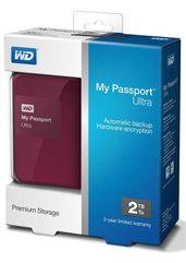"""Dysk zewnętrzny WD My Passport Ultra 2TB 2,5"""" USB 3.0 (PS4/PC/MAC)"""