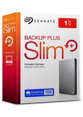 """Dysk zewnętrzny Seagate Backup Plus 2,5"""" 1TB USB 3.0 (PS4/MAC/PC)"""