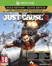 Just Cause 3 Złota Edycja (XOne) PL