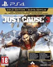 Just Cause 3 Złota Edycja (PS4) PL