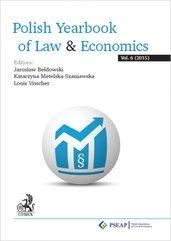Polish Yearbook of Law & Economics. Vol. 6 (2015)