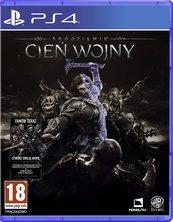 Śródziemie: Cień Wojny - Gold Edition (PS4) PL + STEELBOOK!