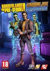 Borderlands The Pre-Sequel - Handsome Jack Doppelganger Pack (PC) DIGITÁLIS