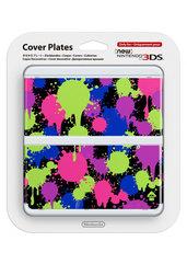 Nakładki New Nintendo 3DS Cover Plate - Splatoon (3DS)