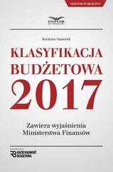 Klasyfikacja Budżetowa 2017