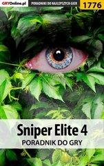 Sniper Elite 4 - poradnik do gry