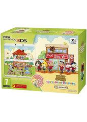 Konsola New Nintendo 3DS + gra Animal Crossing HHD + karta amiibo (3DS)