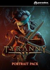 Tyranny - Portrait Pack DLC (PC/MAC/LX) DIGITÁLIS