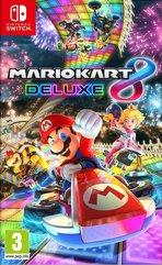 Mario Kart 8 Deluxe (Switch) + Brelok